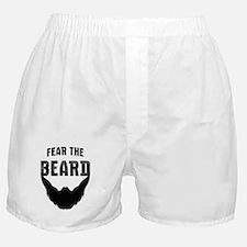 Fear the Beard Boxer Shorts