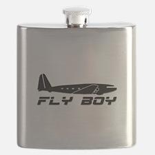 Fly Boy Flask