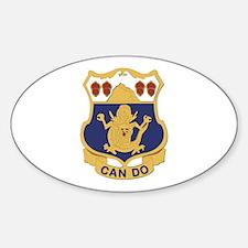 DUI - 3rd Battalion 15th Infantry Regiment Decal