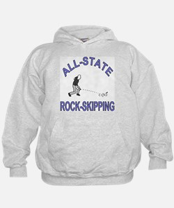 All-State Rock Skipping Hoodie