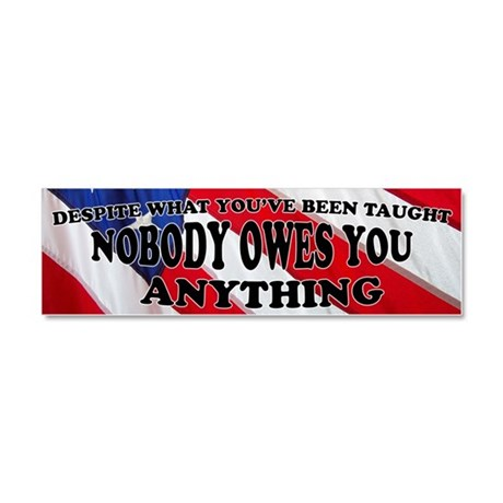 Despite What Youve Been Told Car Magnet 10 x 3