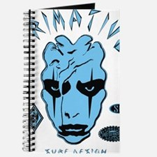 MENACE TO SOCIETY PROOF BLUE BLACK Journal
