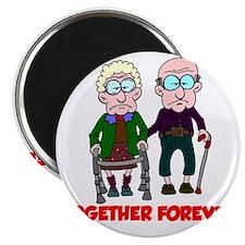 Together Forever Shirt Magnet