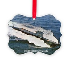 tullibee note card Ornament