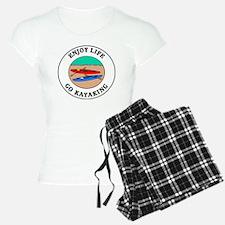 kayaking1 Pajamas