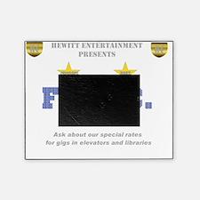 Hewitt stars light trans II Picture Frame