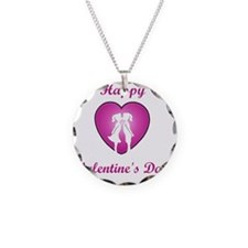 t-lesbian-happyvalentinesday Necklace