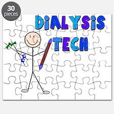Dialysis Technician Puzzle