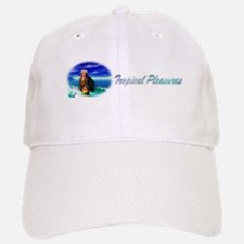 Tropical Pleasures Baseball Baseball Cap