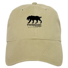Saber Tooth Cat Baseball Cap