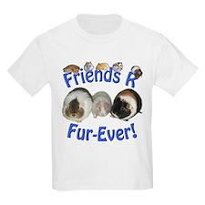 Friends R Fur-Ever Kids T-Shirt