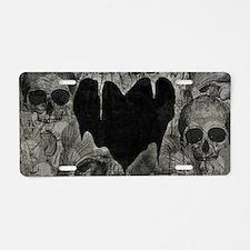 bleak-heart_12x18 Aluminum License Plate