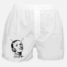 Spacegirl Boxer Shorts
