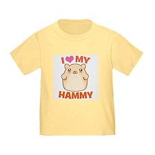 I Love My Hammy T