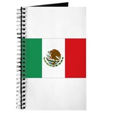 Mexico National Flag Journal