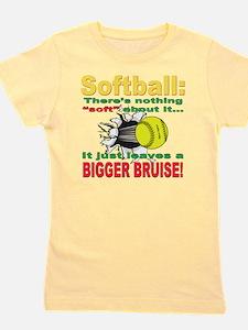 bigger bruise Girl's Tee