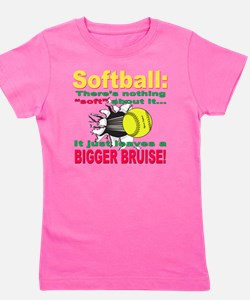 bigger bruise Girl's Tee