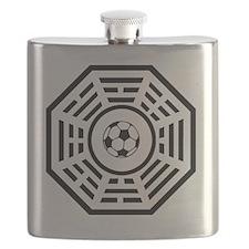 dharmasoccer Flask
