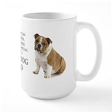 Bulldog Dad Mugs