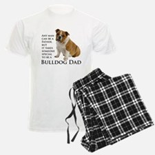 Bulldog Dad Pajamas