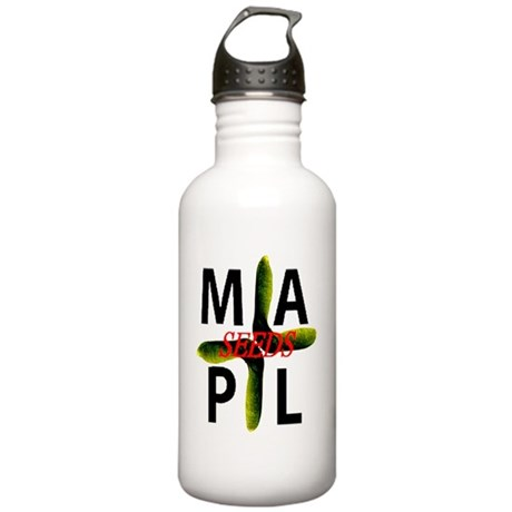 maplseeds Stainless Water Bottle 1.0L