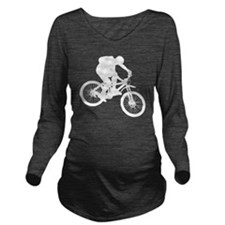 ride_wt Long Sleeve Maternity T-Shirt
