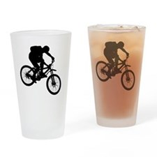 ride_bk Drinking Glass