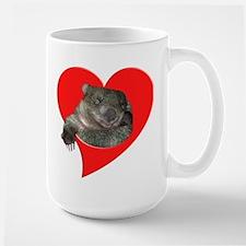 Wombat Love Mug