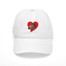 Wombat Love Baseball Cap