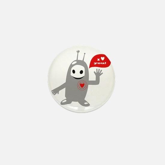 robot 2 Mini Button