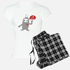 robot 2 Pajamas