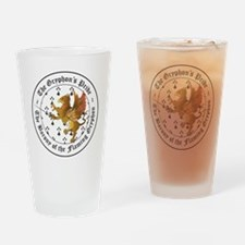 Rapier Gryphons Pride Drinking Glass