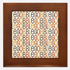 Gobble Gobble Gobble Framed Tile