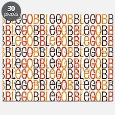Gobble Gobble Gobble Puzzle