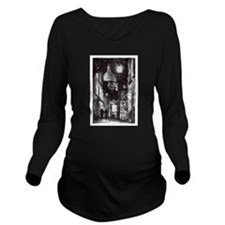Montmartre 1 Long Sleeve Maternity T-Shirt