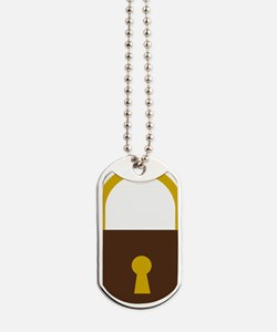 lock_2c Dog Tags