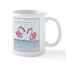 flamingosMug Mugs