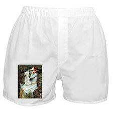 Ophelia / Bedlington T Boxer Shorts