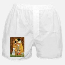 Kiss / Bedlington T Boxer Shorts