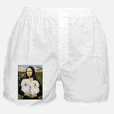 MONA-Bolognese PAIR.png Boxer Shorts