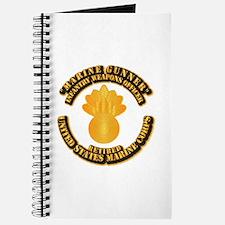 USMC - Marine Gunner - Retired Journal