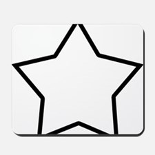 star-shrock Mousepad