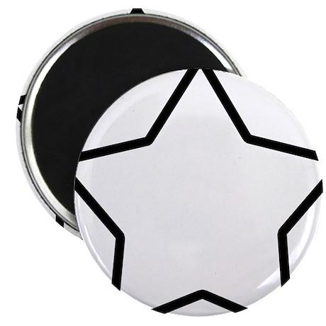 star-shrock Magnet