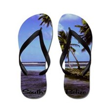 South Caye Belize 23x35 Flip Flops