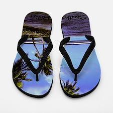 South Caye Belize 23x35 Flip Flops