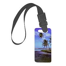 South Caye Belize 23x35 Luggage Tag