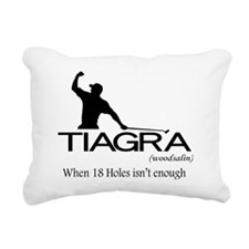 2-Tiagra Rectangular Canvas Pillow