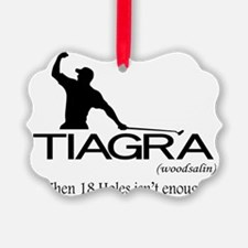 2-Tiagra Ornament