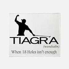 2-Tiagra Throw Blanket