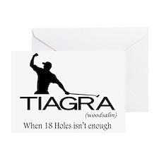 2-Tiagra Greeting Card